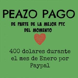 Paidverts me paga más de 400$ por Paypal
