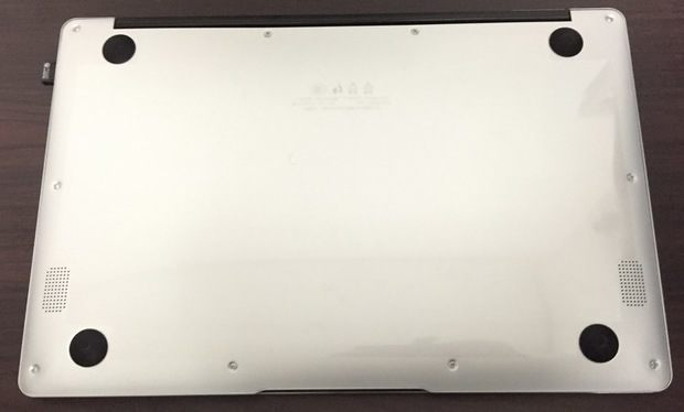Jumper EZBook Pro 底版