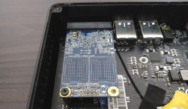 Beelink Gemini X45 Premium motherboard M.2 SSD