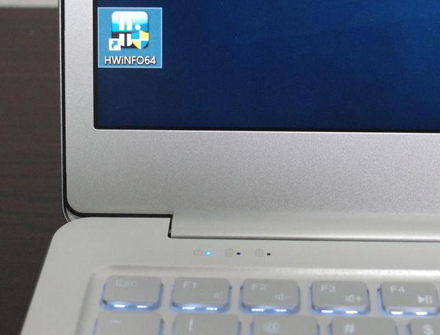 Jumper EZBook X4 IPS パネル版 ヒンジ