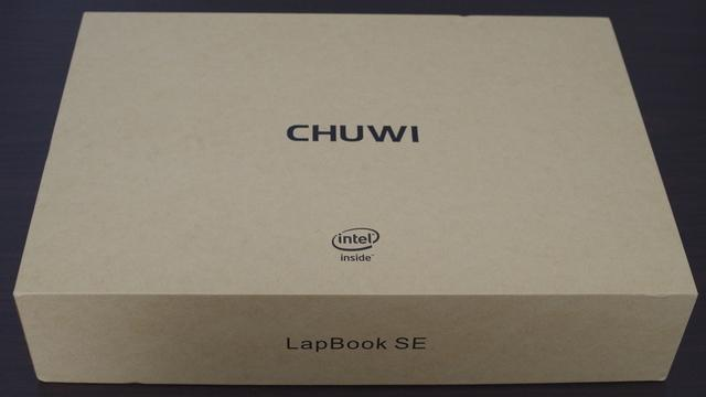 Chuwi LapBook SE 外箱