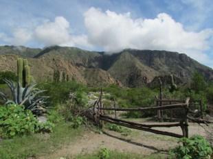 Gregoria's house (Picture by Red de Turismo Campesino de los Valles Calchaquies)
