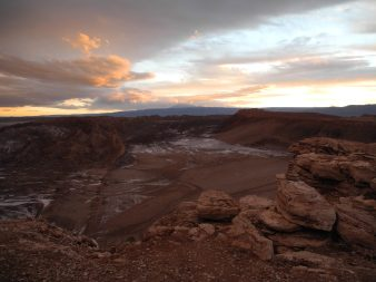 The Death Valley in the Atacama Desert - Chile