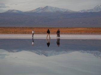 Laguna Cejar - Altiplanic Lagoons - Atacama Desert - Chile