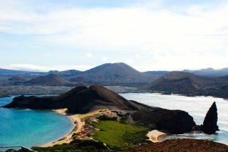 Bartolome in the Galapagos Islands, Ecuador tour