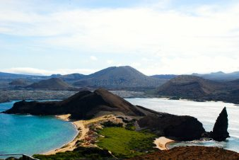 Bartolome in the Galapagos Islands, Ecuador tour