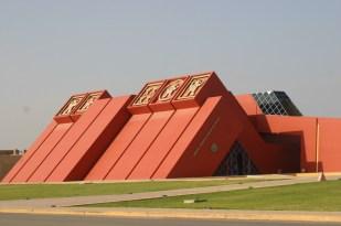 Museum Tumbes Reales, Northern Peru