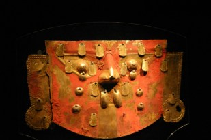Lord of Sican mask, Northern Peru