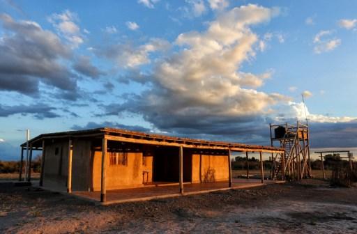 La Asuncion pueblo, Mendoza homestay