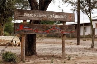 The pueblo (village) of La Asunción