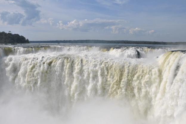 The Impressive Iguazu Falls, Argentina