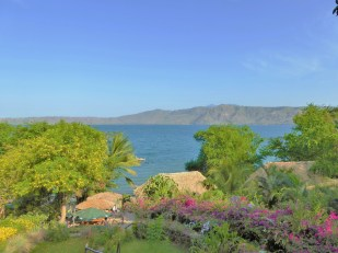 Laguna de Apoyo, perfect place to escape the summer heat, near Masaya, Nicaragua