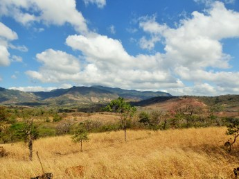 On the way to El Chile, Matagalpa Province, Nicaragua