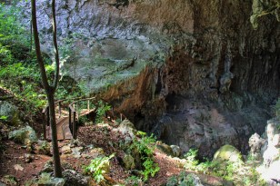 Exploring the Candelaria Caves, gateway to the Mayan underworld, Guatemala