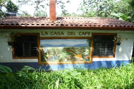 An organic coffee tour at Finca Rosa Blanca in Costa Rica