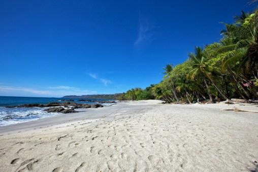 Beach in Montezuma, one of the spots for the wellness retreat in Costa Rica - Self Mastery International - Sumak Travel