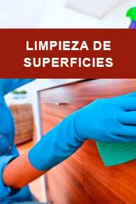 Productos para la limpieza de superficies