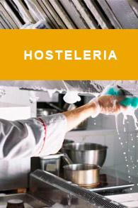 Productos limpieza hostelería