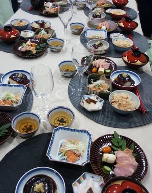 7月28日(土) 冬の懐石料理