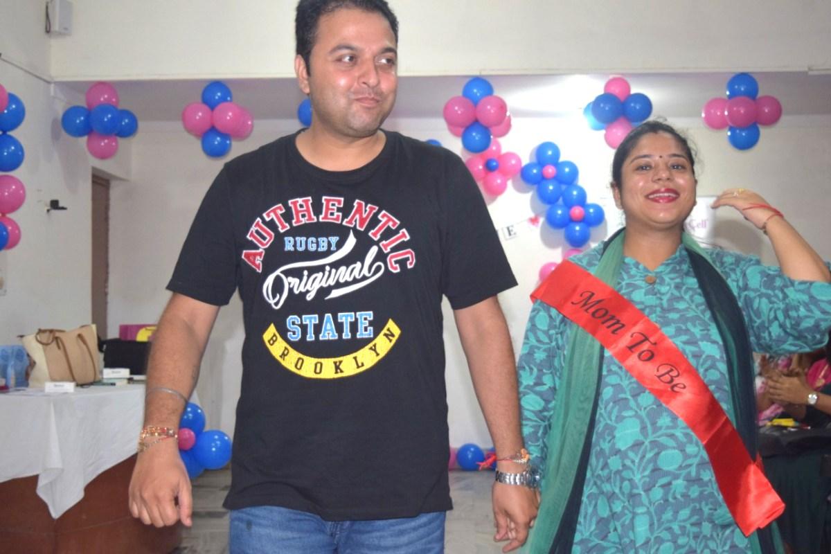 Healthy Pregnancy Session held by Dr Sumita Prabhakar Gynecologist Dehradun