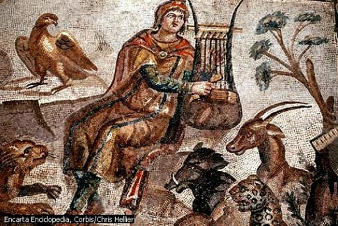 Mosaici romani ad Antiochia