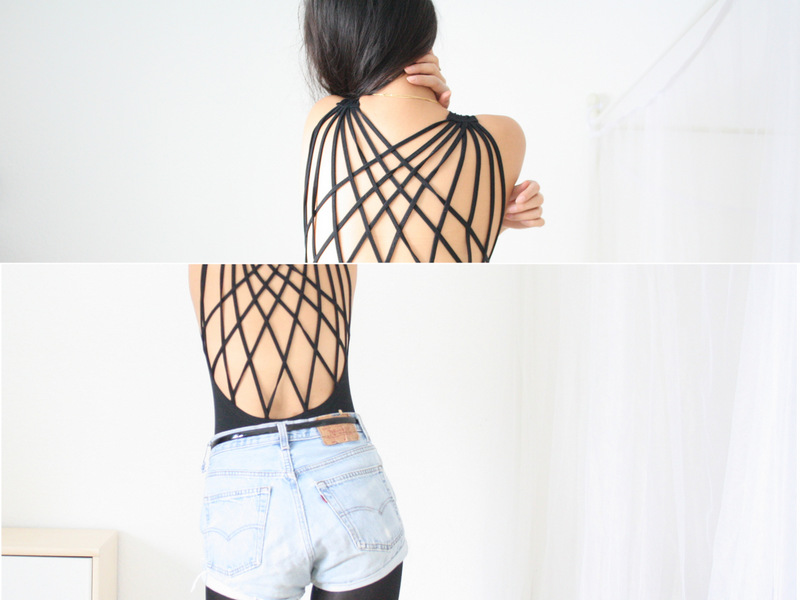 Swag. Backless. – Silvester Inspiration PT 2.
