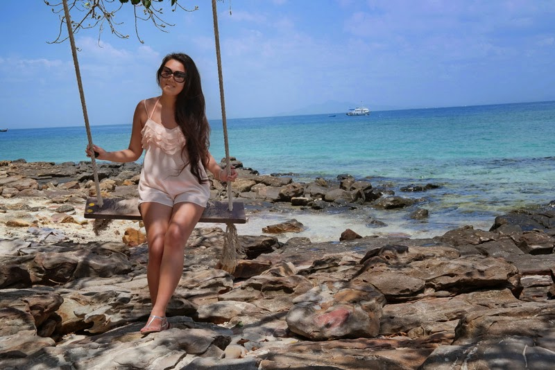 Inselhopping: phi phi island