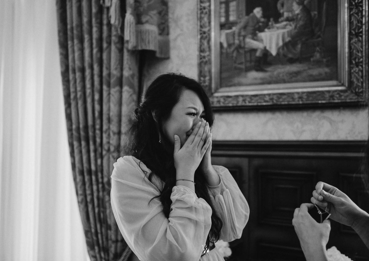Hochzeitskolumne #9 – Über Freundschaften, deren Wege sich trennen und Tränen, die keine Freudentränen sind.
