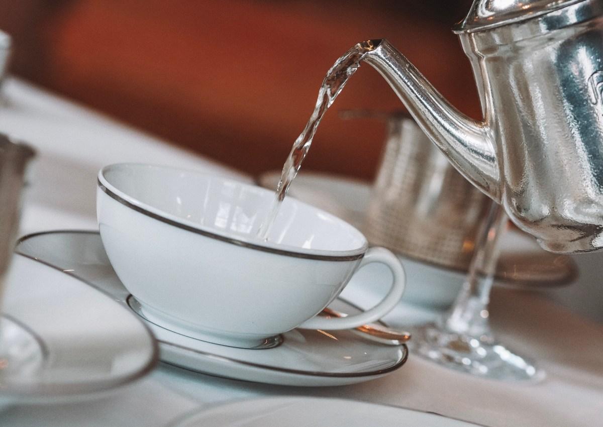 Afternoon Tea im Grandhotel Hessischer Hof | Werbung