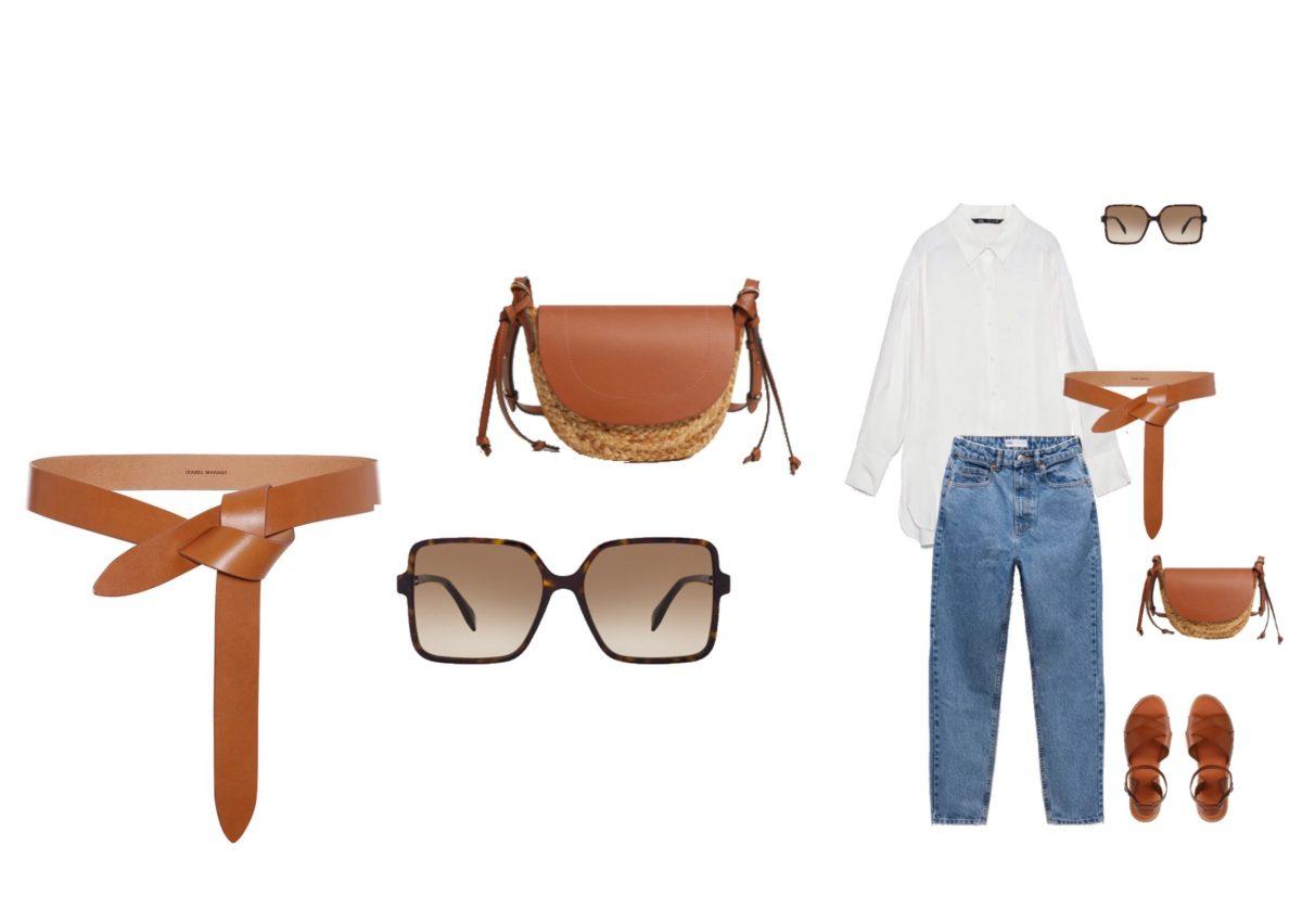 Frühling/ Sommer Accessoires: meine Favoriten plus 6 Outfit Inspirationen.