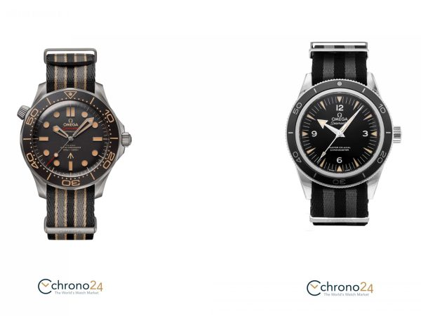 """Omega Seamaster Diver 300M 007 Edition: Fühl dich wie James Bond in """"No Time to die"""""""