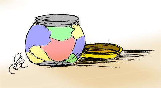 Kisses Jar