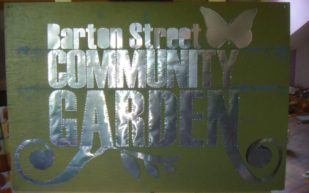 Barton Street Community Garden