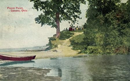 Cowles Creek picnic point