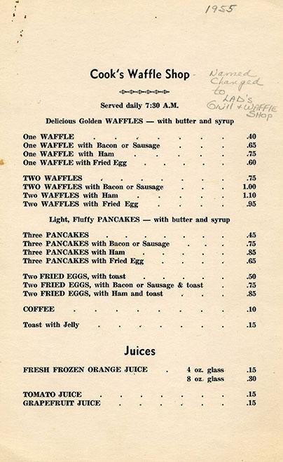 difab menu