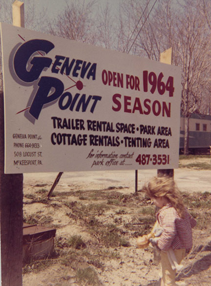 The Point was ready for business in the spring of 1964.