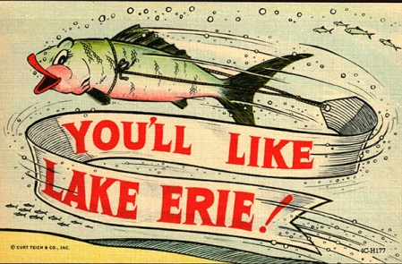 Lake Erie fish