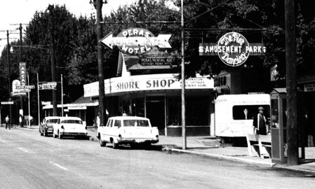 Pera's holdings 1958