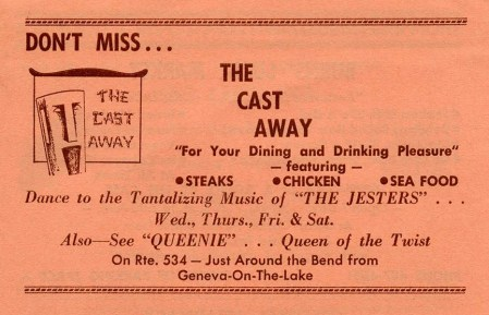 An ad from an early 1960s GOTL publication.