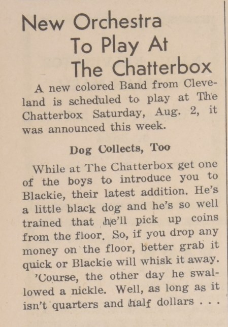 chatterbox 1947