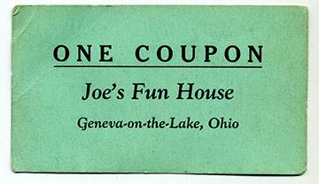 Joes coupon