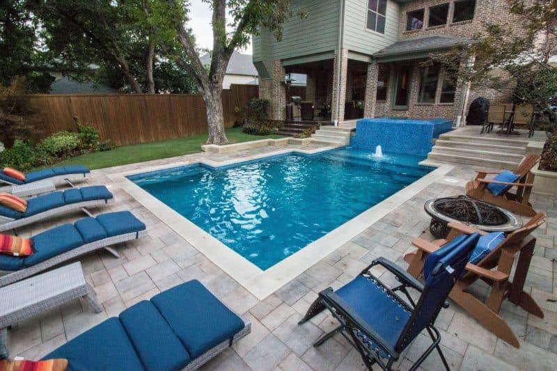 Swimming Pool Designers In Dallas Texas Summerhill Pools