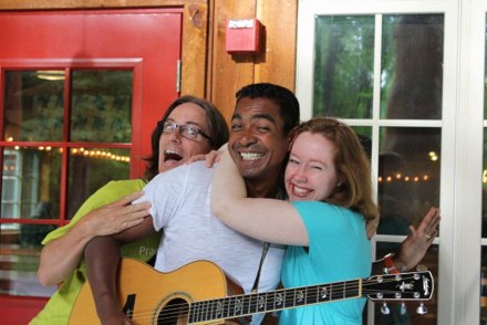 Fun and community - SummerSongs songwriting camp!