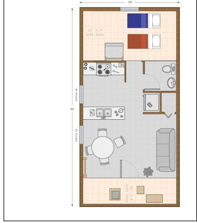 Storage Shed Floor Plans