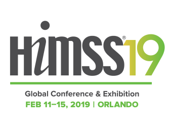 Image result for HIMSS19 logo