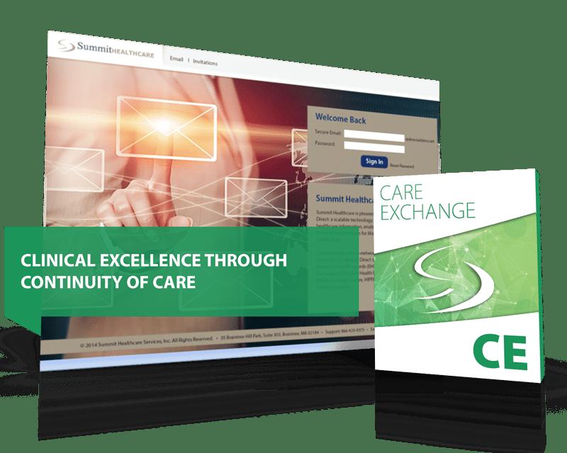 care exchange interoperability healthcare engine