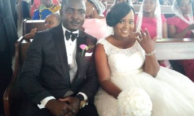 Mr and Mrs Ejelonu