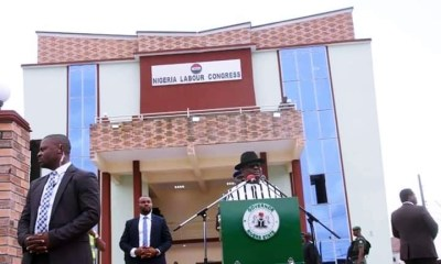 Governor Wike Commissions New Rivers NLC Secretariat