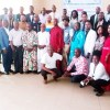 Group photograph of participants at the conference organised by New Apostolic Church Centre for Development