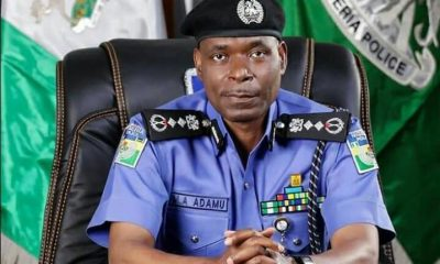 Inspector General of Nigeria Police Force, IGP Mohammaed Adamu